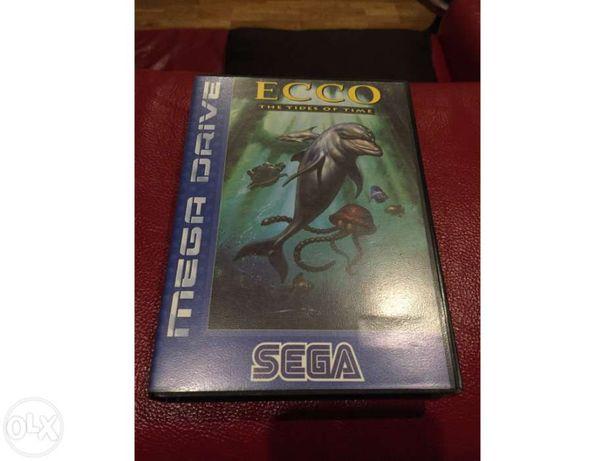 Ecco: The Tides of Time Mega Drive