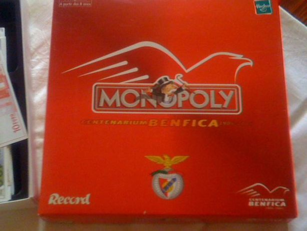 Monopólio Centenário Benfica