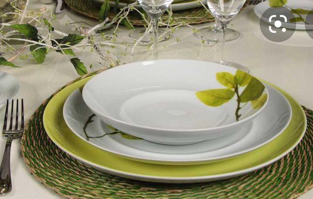 SPAL-Serviço jantar Daylight 68 pçs NOVO- Elegante