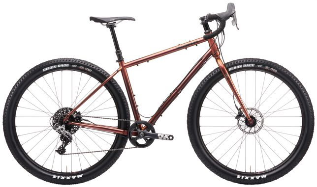 Bicicleta Gravel 29 Kona Sutra ULTD 54 1X11 NOVA Cromoly