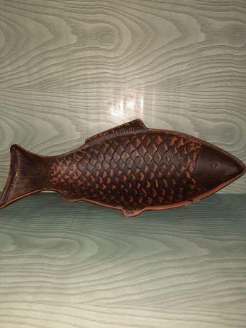 Риба красна глина