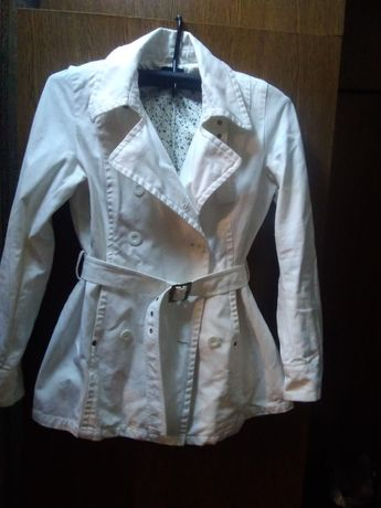 Куртка джинсовая (cotton) размер М на подкладке