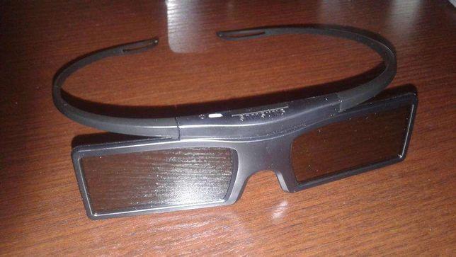 Okulary aktywne 3D Samsung SSG-4100GB Nowe