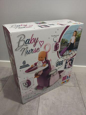 Baby Nurse Wielofunkcyjna walizka 3w1 Smoby