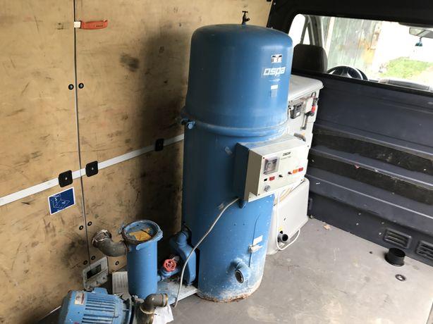Система очистки та фільтрації для басейну
