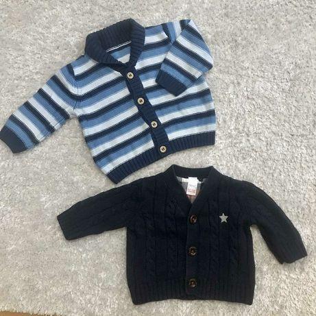 свитер кардиган вязаний