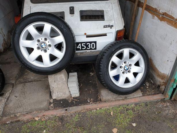Opony letnie+felgi BMW 16