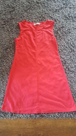 Sukienka L malinowy kolor