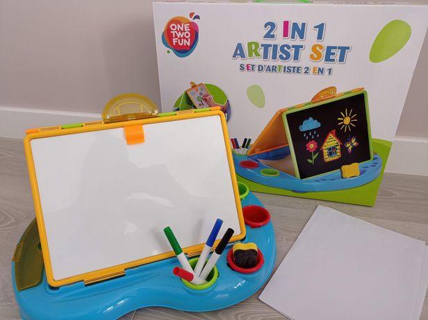 Nowy Tablica do malowania zestaw artystyczny