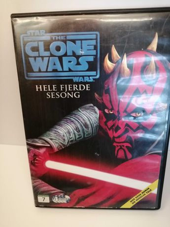 Star The Clone Wars - Hele Fjerde Sesong