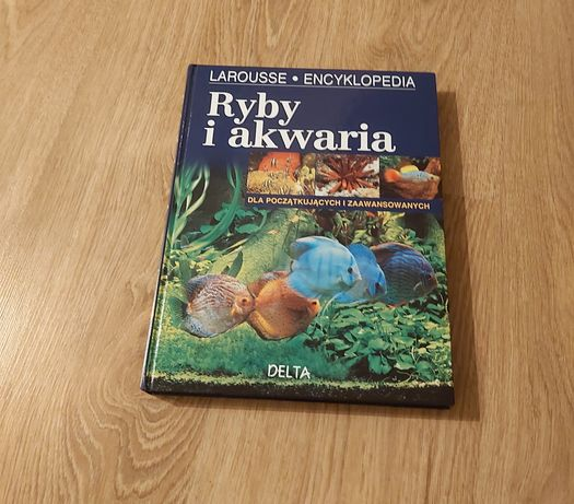Sprzedam encyklopedię ryby i akwaria