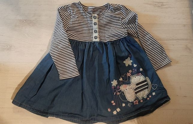 Sukienka 5-6 lat