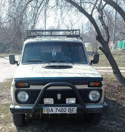 Продам ВАЗ 2121.