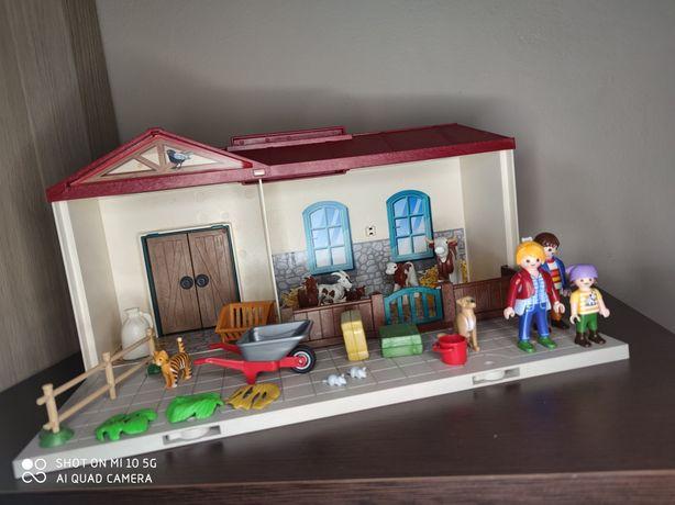 Playmobil zestaw 4897 przenośne gospodarstwo