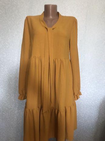 Платье свобоного кроя