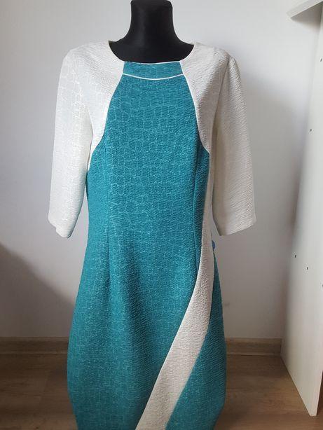 Damska sukienka rozmiar 44
