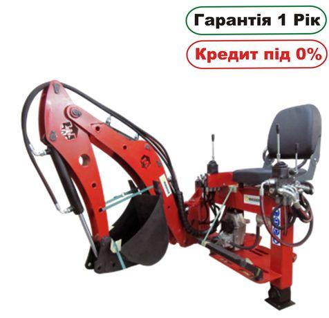 Установка экскаваторная навесной экскаватор на мини трактор от 20 л.с