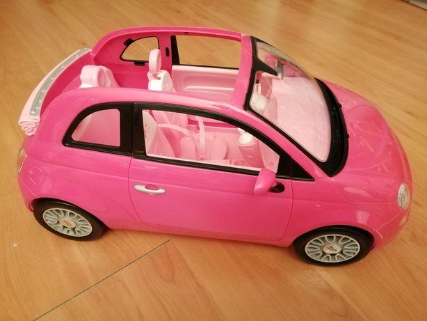 Carro descapotável Barbie