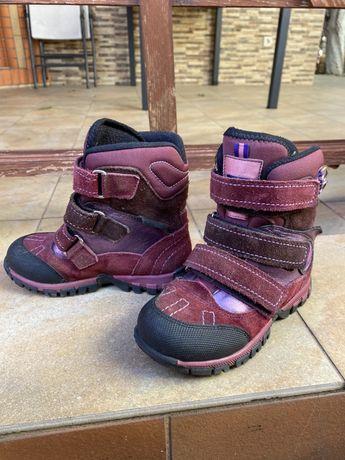 Ботинки зимние Minimen, кожаные