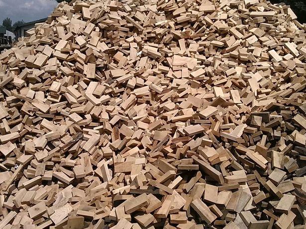 Drewno opałowe zrzyny oflisy
