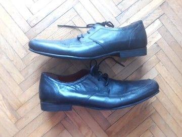 Czarne pantofle Blue Bose 38
