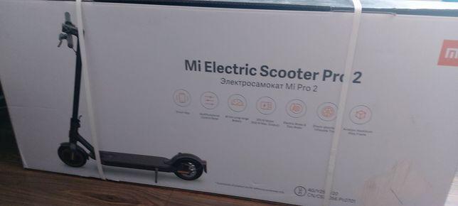 Hulajnoga elektryczna Xiomi Mi Electric Scooter pro 2