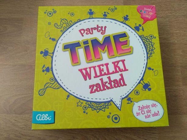 Party Time - Wielka Gra - nowa gra towarzyska