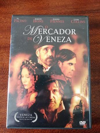 O Mercador de Veneza - DVD Filme