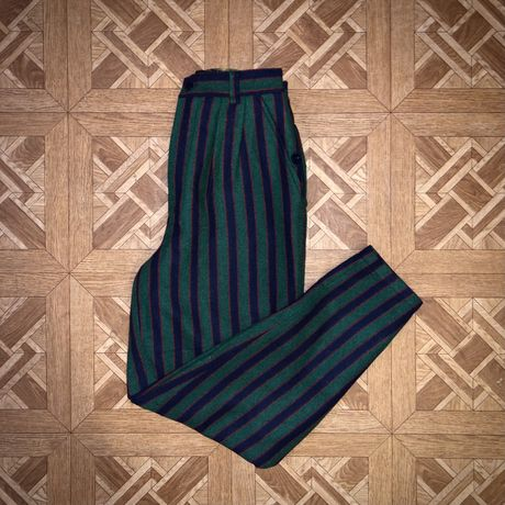 Les Copains Vintage Italy штаны из натуральной шерсти barth paule