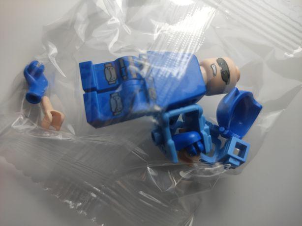 Komandos w niebieskim stroju - nowa figurka typu klocki