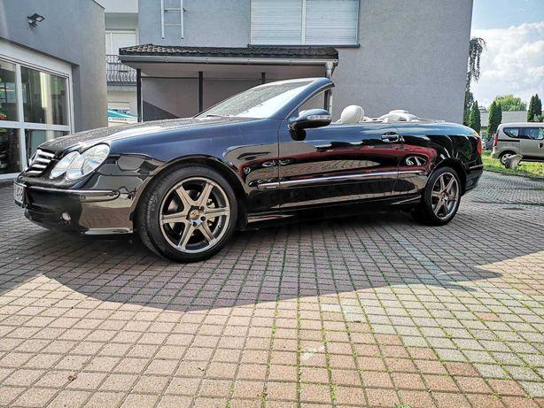 Mercedes CLK 200 Kompresor Cabrio