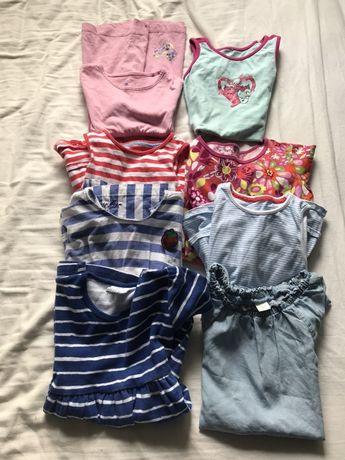 Sukienki letnie dla 2 latki, rozmiar 98/104