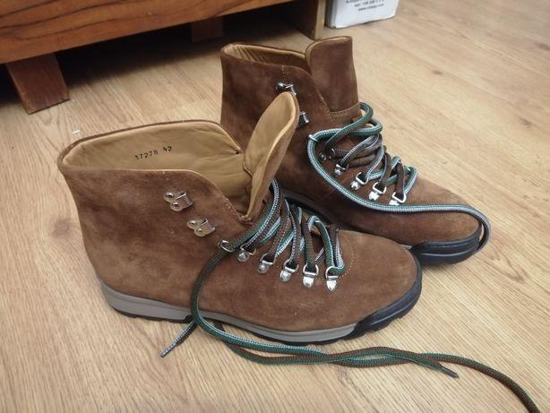 Ботинки Чоботи взуття черевики кожа замш шкіра топанки нові зимові