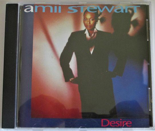 CD - Amii Stewart, Desire, novo, raro