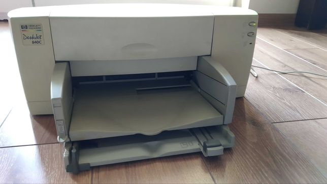 Drukarka atramentowa Hewlett Packard HP 840C