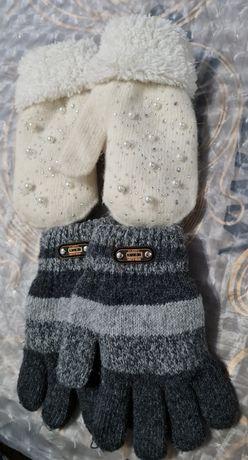 Детский перчатки и варежки