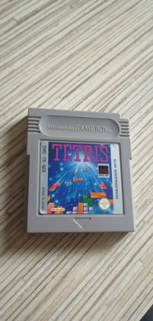 Tetris Gameboy classic