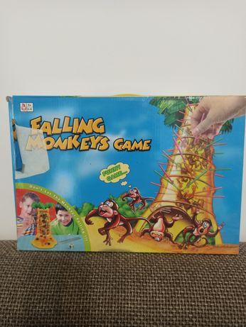Gra spadające małpki dużo zabawy