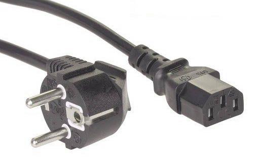 Kabel zasilający do komputera, monitora i innych