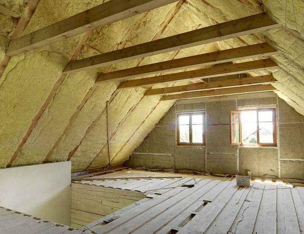 Ocieplenia dachów, drobne remonty, zabudowy karton gips obróbki blachą