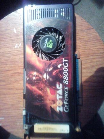 Видеокарта GeForce 8800 GT