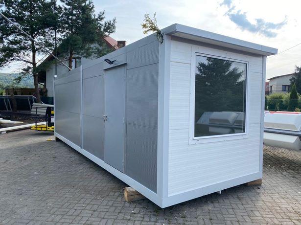 Kontener budowlany kontener mieszkalny wynajem kontener biurowy Tarnów