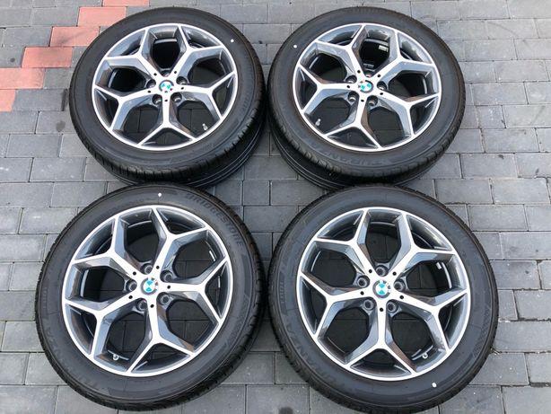 """NOWE koła BMW X1/X2 7,5Jx18"""" IS51 Bridgestone Touranza T001 225/50R18"""