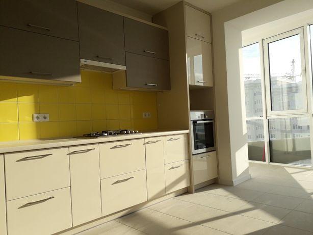 Продам 2 кімнатну квартиру з Євроремонтом Озерна ЖК Чайка 1