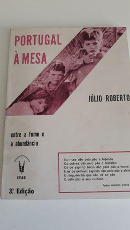 Portugal à Mesa, de Júlio Loureiro