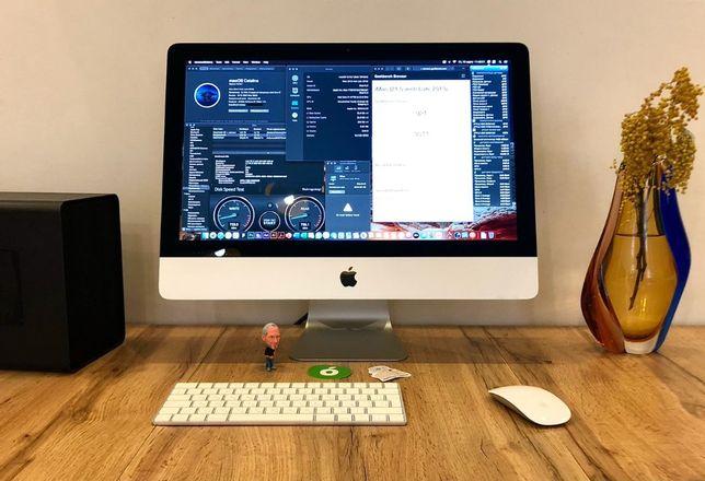 "iMac 21.5"" (Intel Core i7 (3,1—3,9ГГц)/16Гб ОЗУ/512Гб SSD+1Тб HD) 2013"