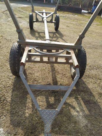 Wóz Ciągnikowy metalowy