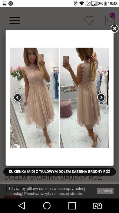 Sprzedam sukienkę Tarnów - image 1