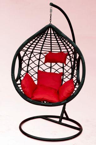 Kosz wiszący kokon huśtawka fotel prezent promocja