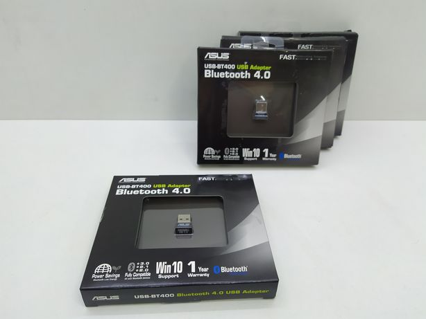 Адаптер блютуз Asus USB-BT400 Bluetooth 4.0